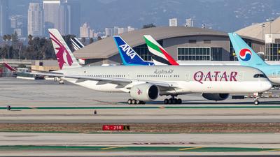 A7-ANH - Airbus A350-1041 - Qatar Airways