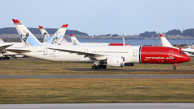 A picture of GCKWP - Boeing 7879 Dreamliner - [63318] - © R.Rimestad