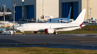 N981BA - Boeing 737-8 MAX - Boeing Company