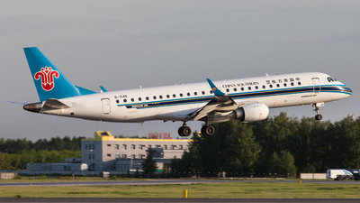 B-3146 - Embraer 190-100LR - China Southern Airlines
