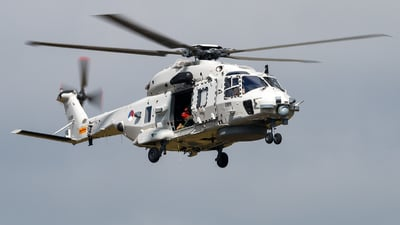 N-088 - NH Industries NH-90NFH - Netherlands - Navy