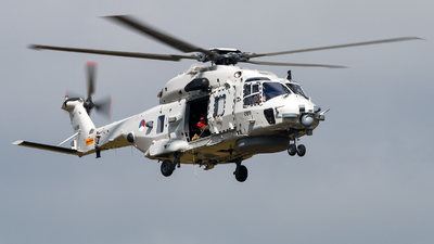 A picture of N088 - NH Industries NH90NFH - [N088] - © Alexis Boidron