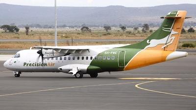 5H-PWE - ATR 42-500 - Precision Air
