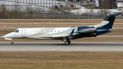 LX-MIA - Embraer ERJ-135BJ Legacy 650 - Global Jet Luxembourg
