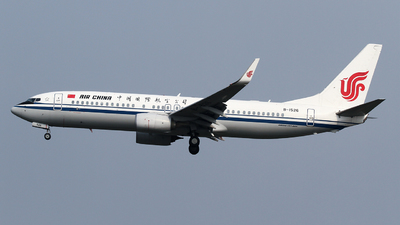 A picture of B1526 - Boeing 73789L - Air China - © ceci wong