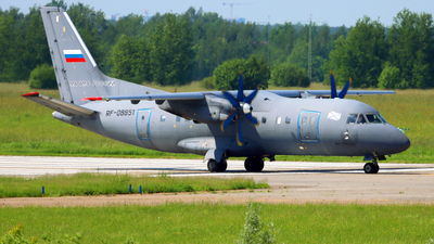 RF-08851 - Antonov An-140-100 - Russia - Navy