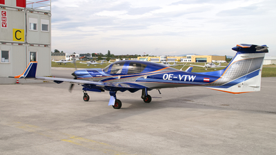 OE-VTW - Diamond DA-50V - Diamond Aircraft Industries
