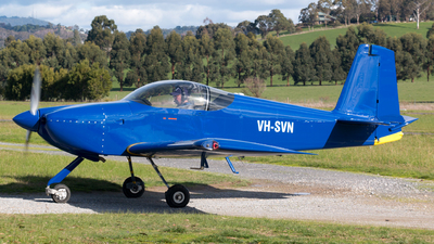 VH-SVN - Vans RV-7A - Private