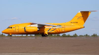 A picture of RA61705 - Antonov An148 - [4007] - © Alexander Sadovsky