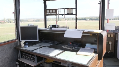 LHGD - Airport - Control Tower