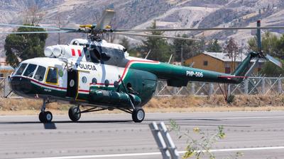 PNP-506 - Mil Mi-8MTV-1 - Perú - Police