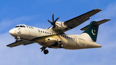 A picture of APBHH - ATR 42500 - Pakistan International Airlines - © Faraz Ali