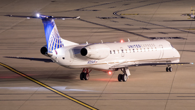 N12569 - Embraer ERJ-145LR - United Express (ExpressJet Airlines)