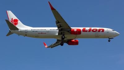 PK-LSR - Boeing 737-9GPER - Lion Air