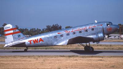 N1934D - Douglas DC-2 - Trans World Airlines (TWA)