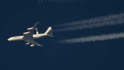 LX-N90455 - Boeing E-3A Sentry - NATO - Airborne Early Warning Force