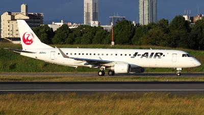 JA254J - Embraer 190-100STD - J-Air