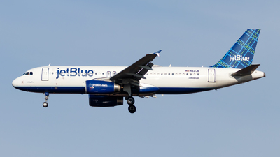 A picture of N521JB - Airbus A320232 - JetBlue Airways - © Oliver Richter