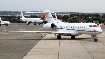 9H-ARK - Bombardier BD-700-1A10 Global 6500 - Emperor Aviation