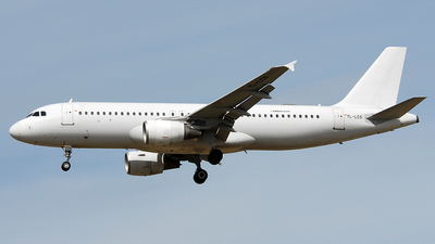 YL-LCS - Airbus A320-214 - SmartLynx Airlines