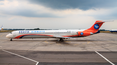 UR-COB - McDonnell Douglas MD-83 - Bravo Airways