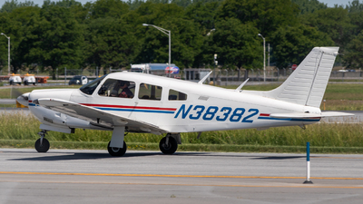 N38382 - Piper PA-28R-201 Arrow II - Private
