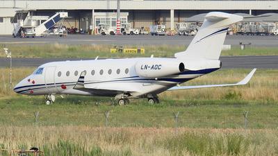 LN-AOC - Gulfstream G280 - Sundt Air