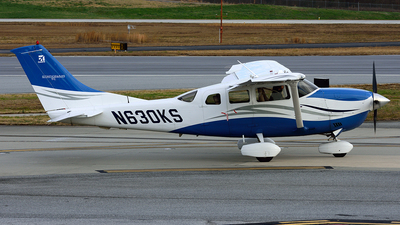 A picture of N630KS - Cessna T206H Turbo Stationair - [T20608642] - © Agustin Anaya