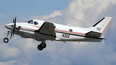 N3GC - Beechcraft C90 King Air - Honeywell International