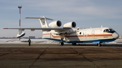 RF-31130 - Beriev Be-200ChS - Russia - Ministry for Emergency Situations (MChS)
