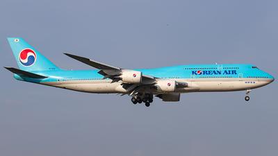 HL7642 - Boeing 747-8B5 - Korean Air