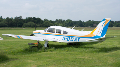 G-DDAY - Piper PA-28R-201T Turbo Cherokee Arrow III - Private