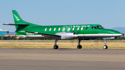 N508FA - Fairchild SA227-AC Metro III - Key Lime Air