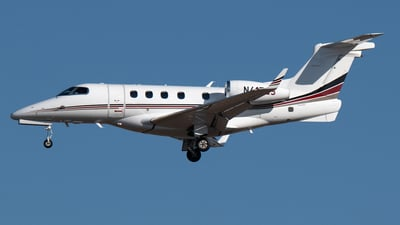 A picture of N417QS - Embraer Phenom 300 - NetJets - © PAUL LINK
