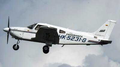HK-5231-G - Piper PA-28-181 Archer II - Academia Antioqueña de Aviación (AAA)