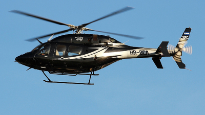 HR-GCA - Bell 429 Global Ranger - Private