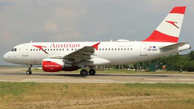 A picture of OELDC - Airbus A319112 - Austrian Airlines - © Calin Horia Lupu