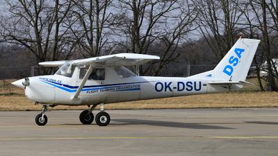 A picture of OKDSU - Cessna F150H - [F1500355] - © Milos Ruza