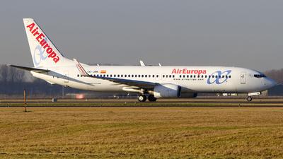 EC-JBK - Boeing 737-85P - Air Europa