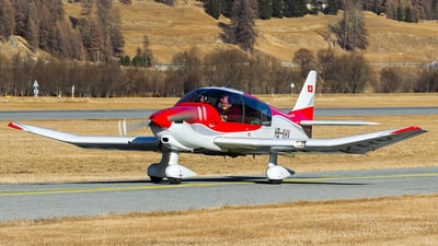 A picture of HBKHV - Robin DR400/180 - [2664] - © kehdi737w