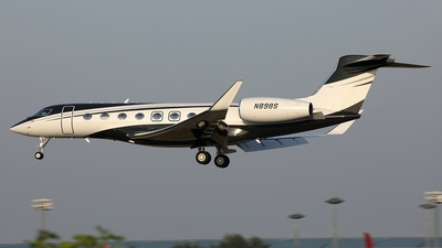 N898S - Gulfstream G650ER - Private