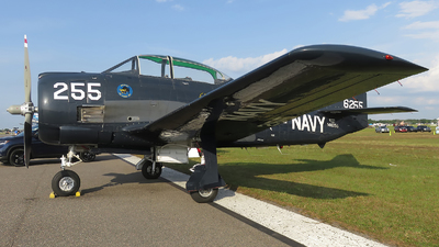 N255NA - North American T-28C Trojan - Private