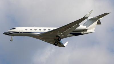 VP-CJH - Gulfstream G650ER - Private