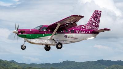 TI-BJJ - Quest Aircraft Kodiak 100 - CostaRica Green Airways
