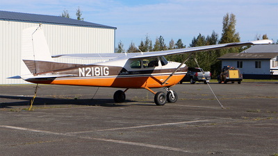N2181G - Cessna 182A Skylane - Private