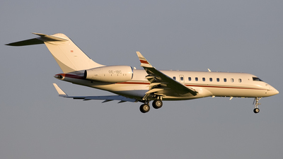 OE-IBC - Bombardier BD-700-1A11 Global 5000 - International Jet Management