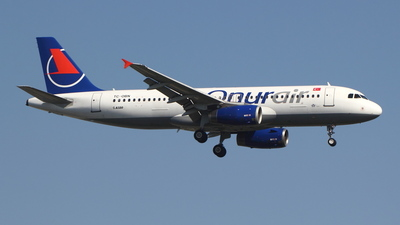 TC-OBN - Airbus A320-232 - Onur Air