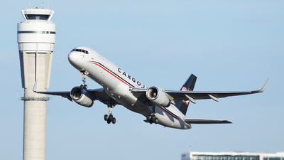 A picture of CGTCJ - Boeing 757223(PCF) - Cargojet Airways - © GN