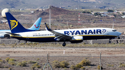 EI-ESZ - Boeing 737-8AS - Ryanair