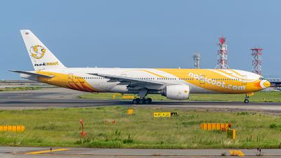 HS-XBB - Boeing 777-212(ER) - NokScoot
